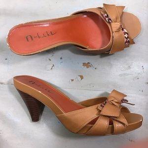 N by Nicole Miller Sandals
